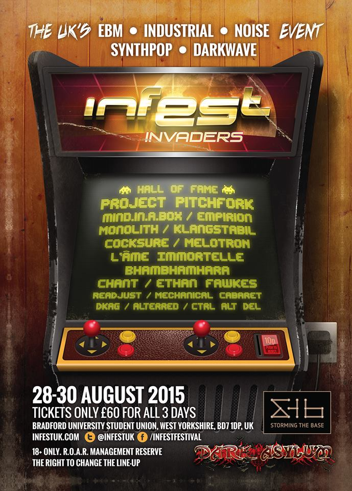 Infest 2015 Mechanical Cabaret