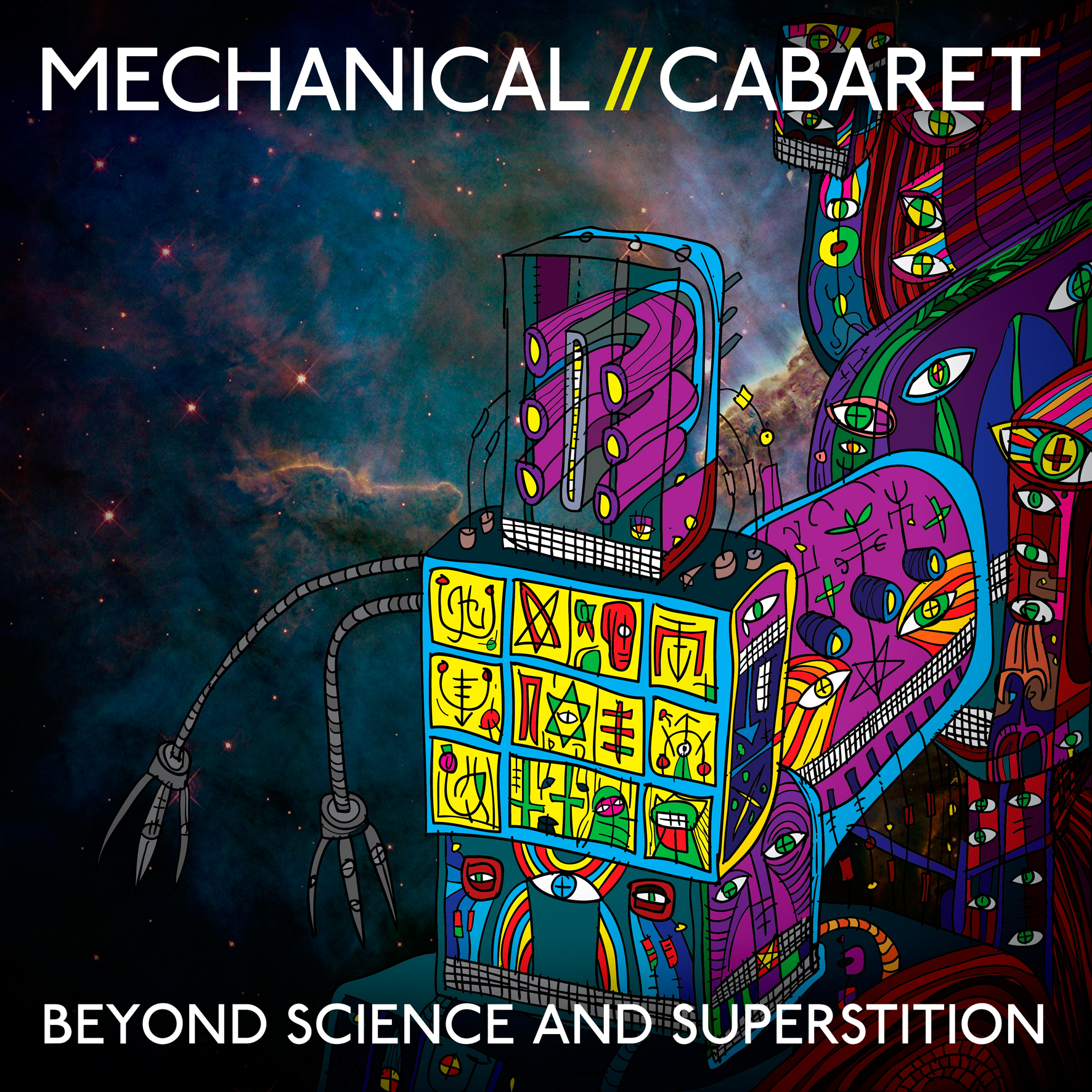 Mechanical Cabaret BSAS