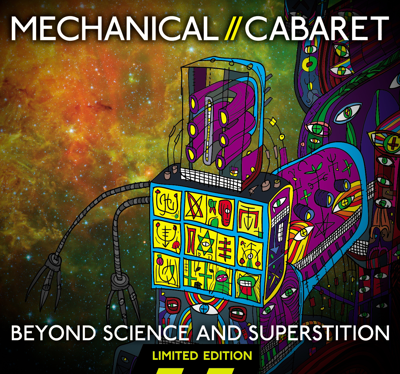 Mechanical Cabaret Beyond Science And Superstition