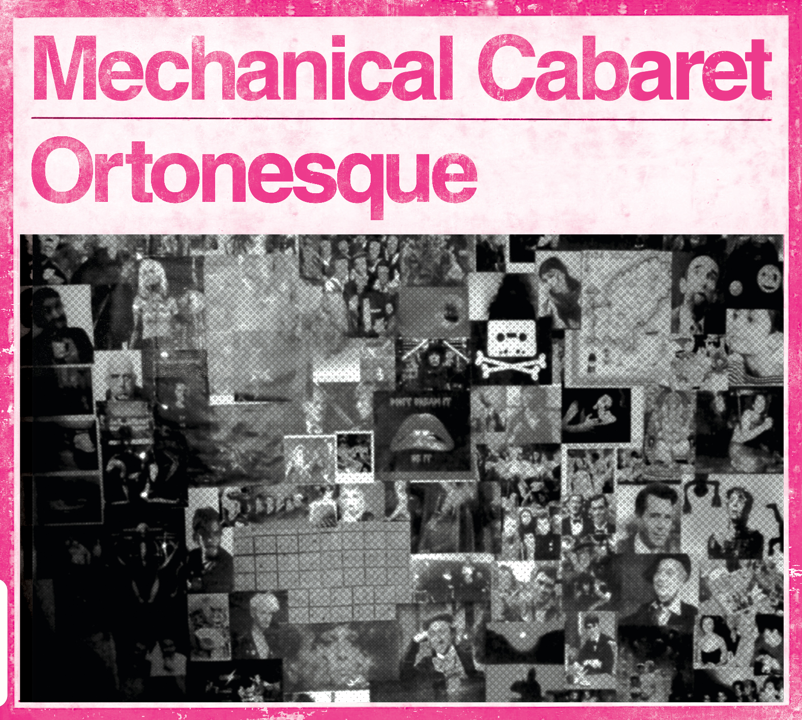 Mechanical Cabaret - I Lost My Friend to a Video Game